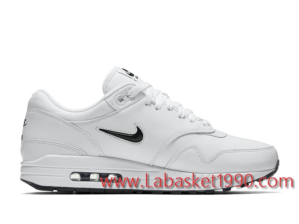 Nike Air Max 1 Jewel Black Diamond Chaussures de BasketBall