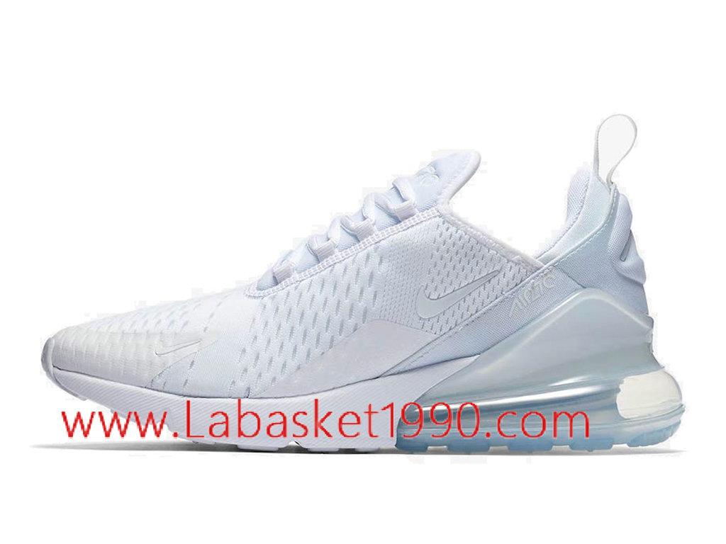 Nike Air Max 270 Chaussures Officiel Prix Pas Cher Pour Homme Blanc AH6789-102 ...