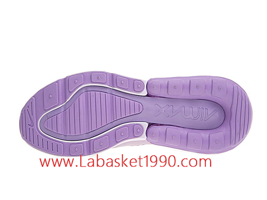 nike air max 270 femme violet