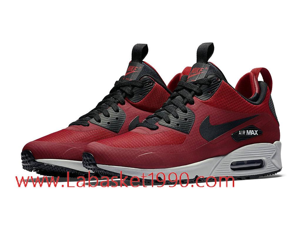 9a88b38d065f Nike Air 90 Mid Winter 806808 600 Chaussures de BasketBall Pas Max ...