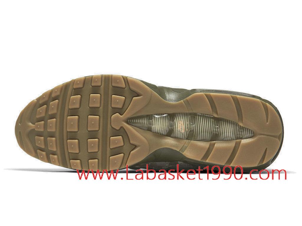 ... Nike Air Max 95 Camo AQ6303-001 Chaussures Officiel Prix Pas Cher Pour Homme Gris ...