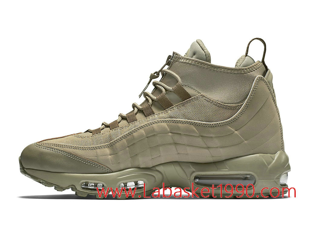 Nike Air Max 95 Premium BronzeBaroque Marron Homme Baskets