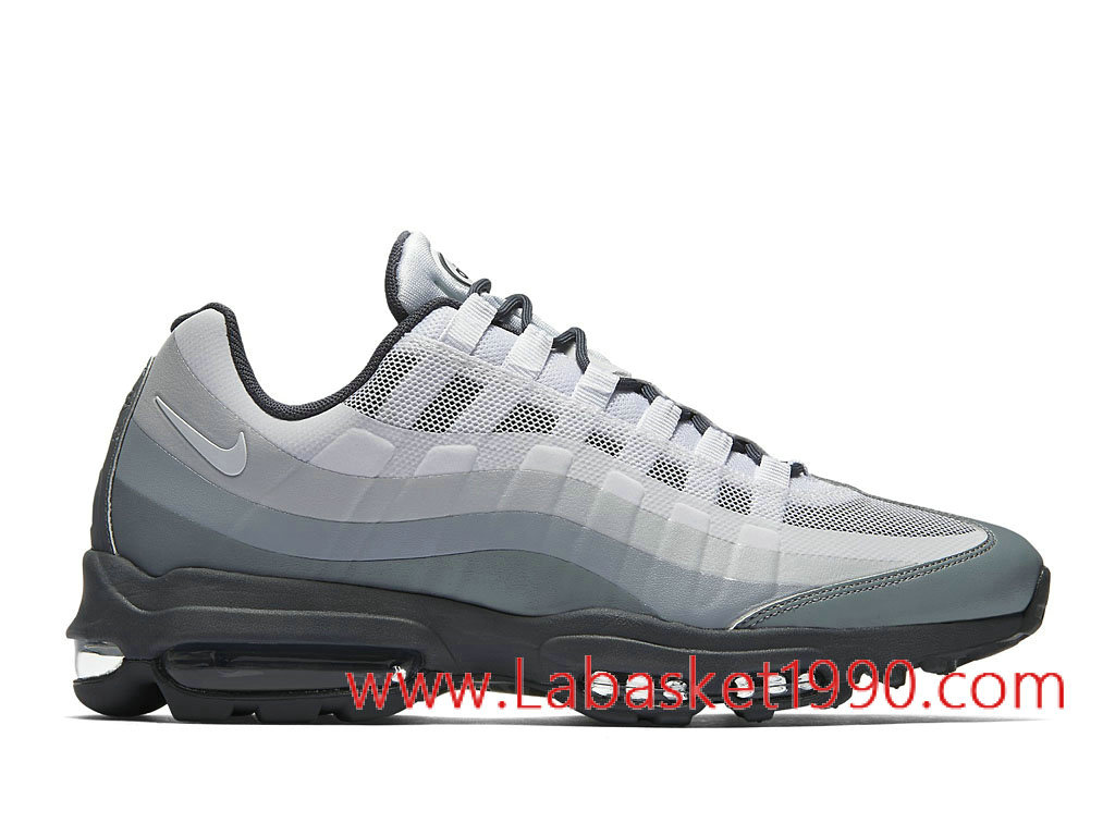 Nike Air Max 95 Ultra Essential 857910_002 Chaussures Nike Prix Pas Cher Pour Homme Gris Blanc 1712310825 Chaussure Basket Homme Nike | Nike Officiel
