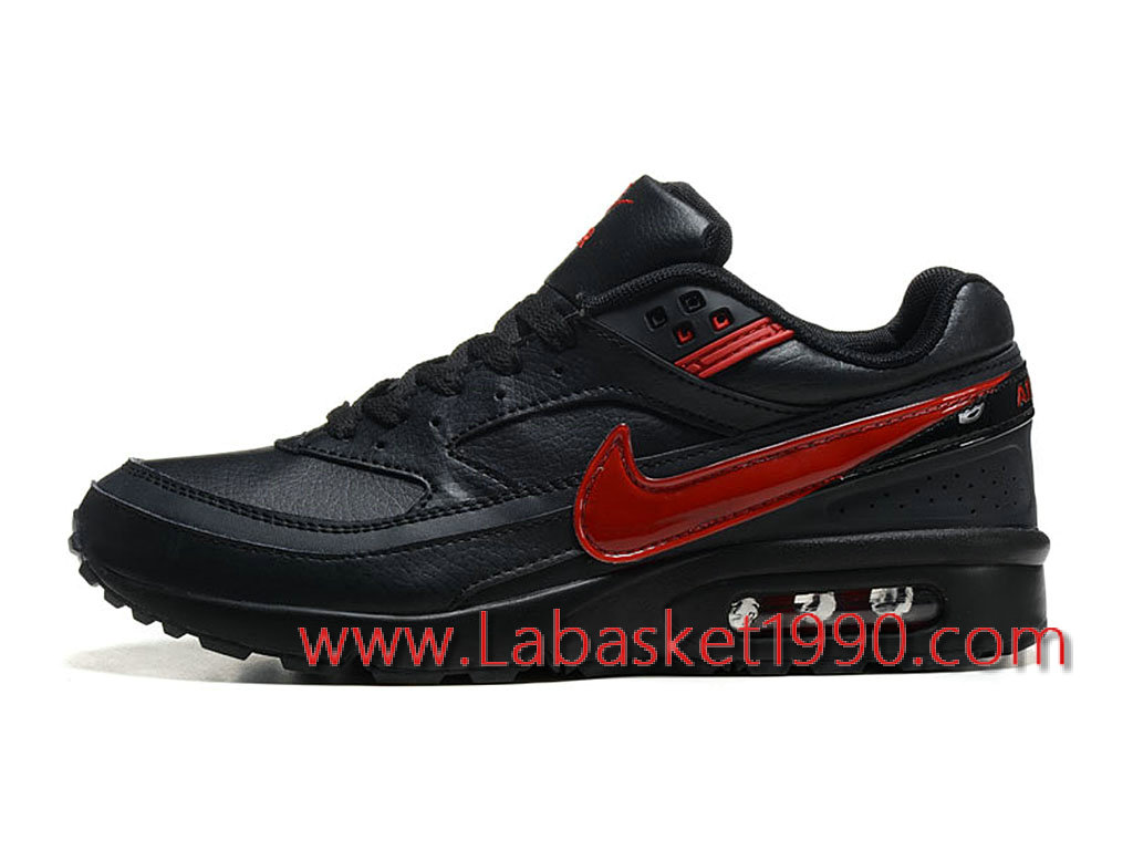 air max bw noir et rouge