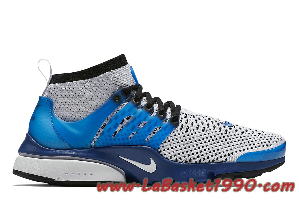 new style 74033 9c772 Nike Air Presto Ultra Flyknit 835570401 Men´s Nike Prix Cheap Shoes Blue  Gery
