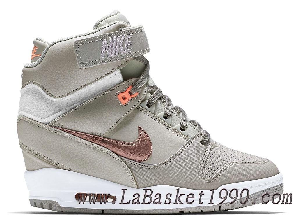 Nike Air Revolution Sky Hi GS 599410 018 Chaussure Montante