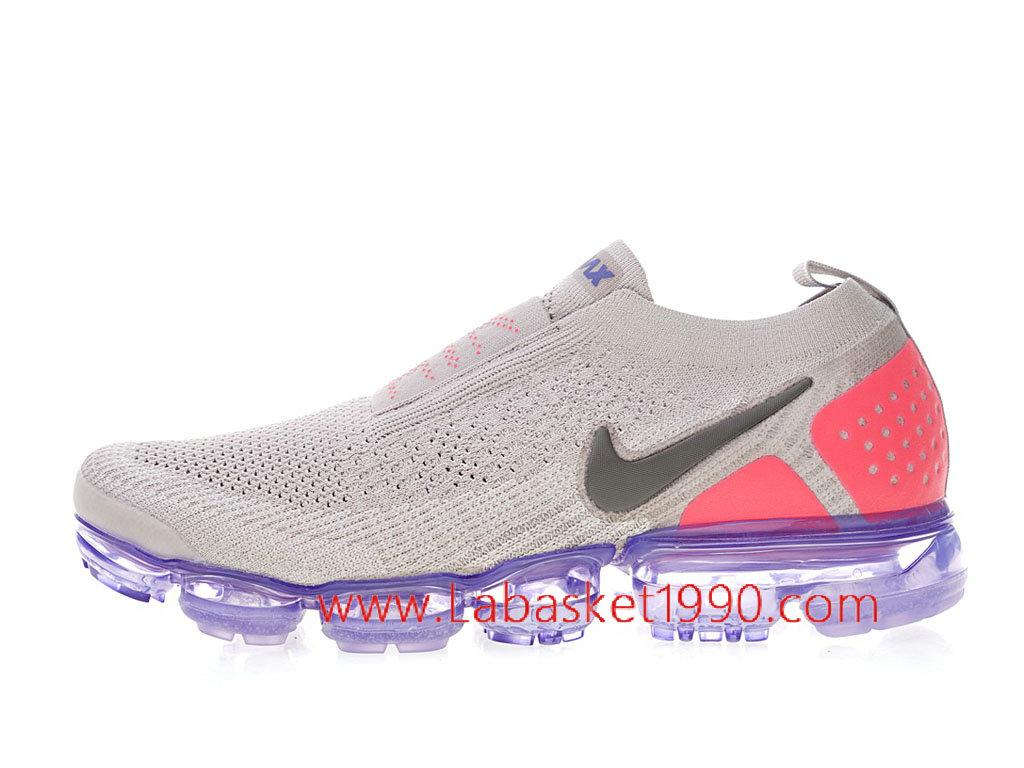 df6b86020 Nike Air VaporMax Flyknit Moc 2 Chaussure de Running Pas Cher Pour ...