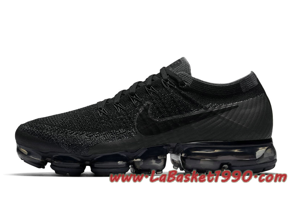 Black Chaussures 007 849558 Triple Pas Vapormax Nike 2018 Air qw4YaHxvt