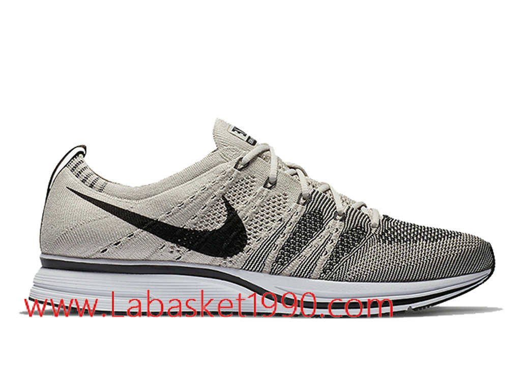 Nike Flyknit Trainer Pale Gris AH8396  Chaussures  Nike Running