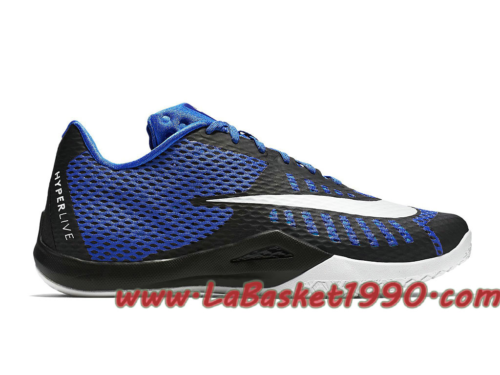 Nike HyperLive EP 820284 400 Chaussures Nike Basket Pas Cher