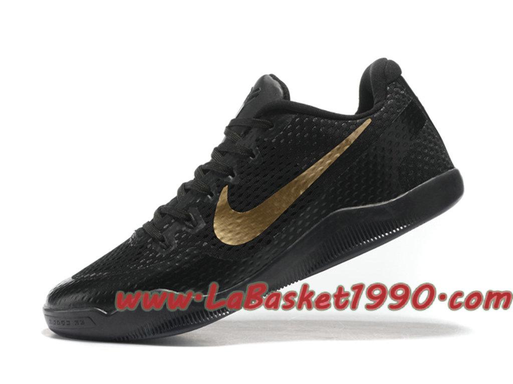 Pas Nike 11 Cher Kobe Pour Or Chaussures Femme Gs Noir Basket XpXrwqHB
