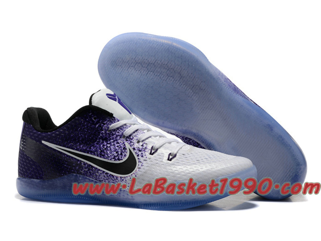 Kobe Gs Nike Femme Pour White 11 Cher Pas Chaussures Basket adRqzBag