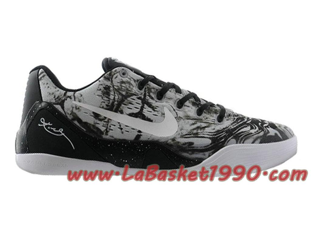 ChaussureOfficiel Pour Gris Cher 646701 Site Pas Noir Kobe Low 9 Chaussures Basket Homme 1711160524 Id1 Nike 5ASR3qcL4j