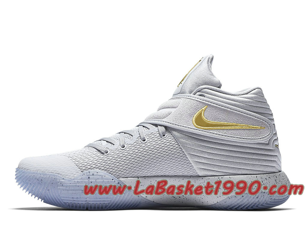 Basket Pas 2 005 Chaussures 819583 Grey Battle Cher Nike Kyrie vraqxad