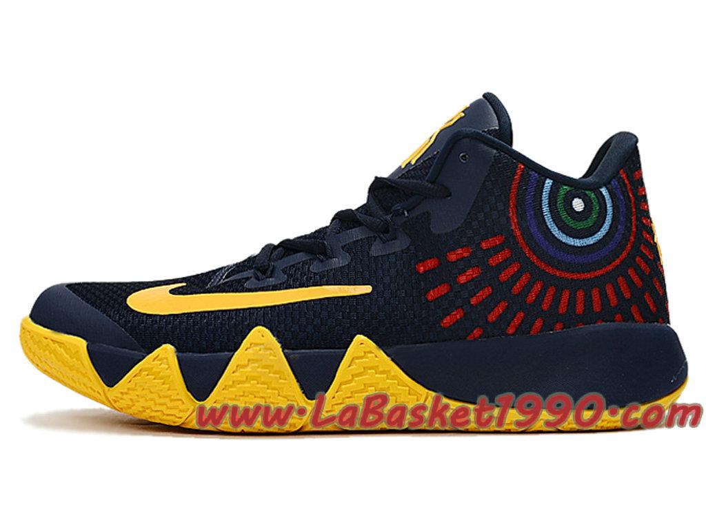 Pour Homme de Nike Pas Basketball 4 Chaussures Noir Kyrie Cher BwxHfqa