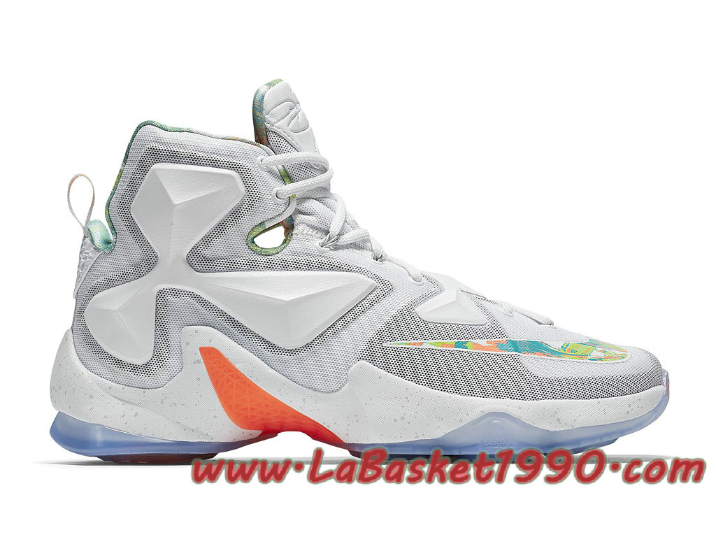 Nike LeBron 13 EP Easter 807220 108 Chaussures Nike Officiel