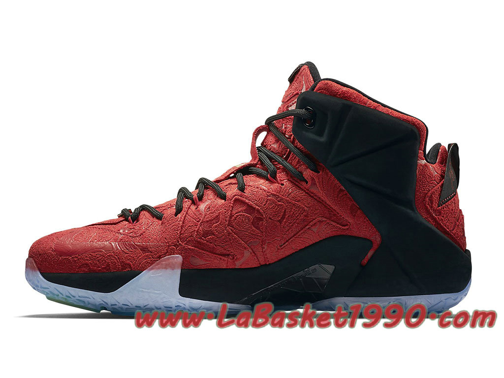 4a0a3cb3f65 ... discount code for nike lebron xii ext 748861 600 mens nike basketball  shoes black ee40a ba06c