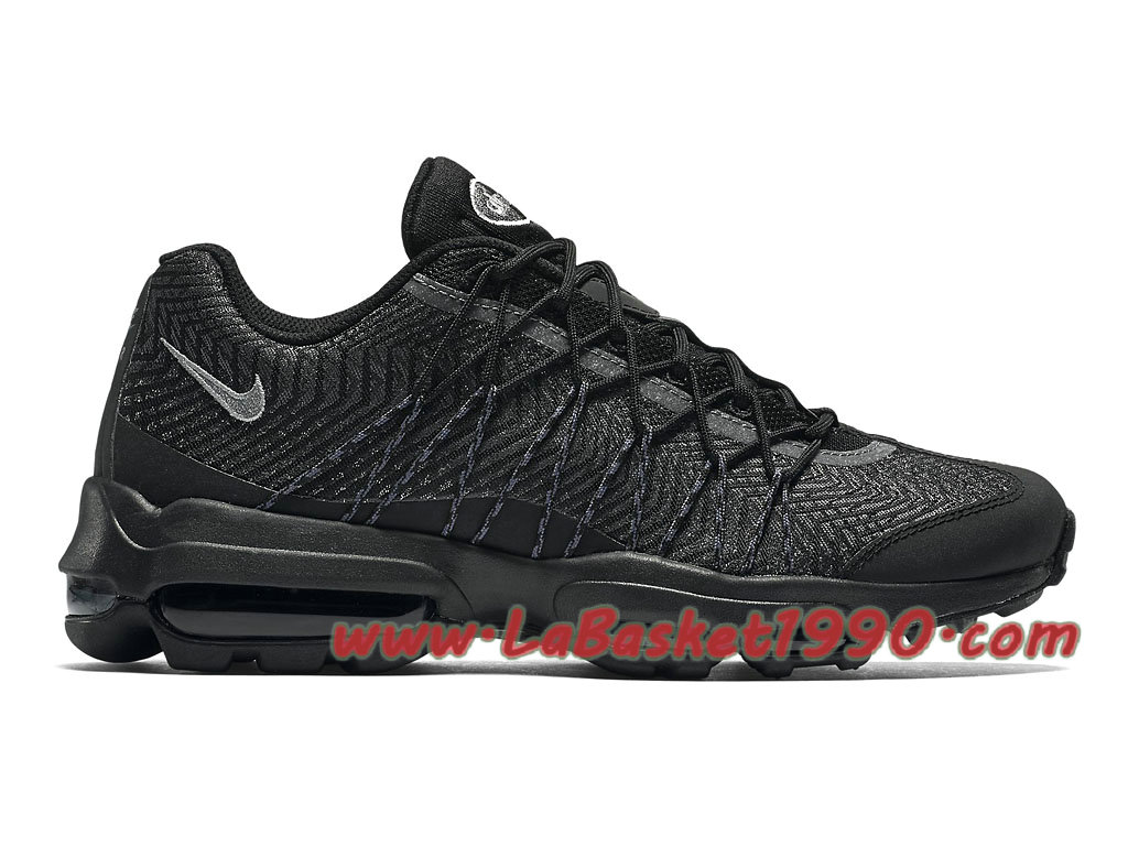 Nike Wmns Air Max 95 Ultra Jacquard GS Chaussures Nike ...