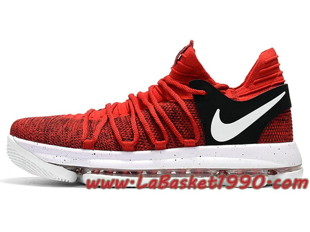 Nike Zoom KD10 EP GS Chaussures de Basket Pas Cher Pour Femme Rouge  Blanc-1710260380-Chaussure Basket Homme Nike | Nike Officiel Site!
