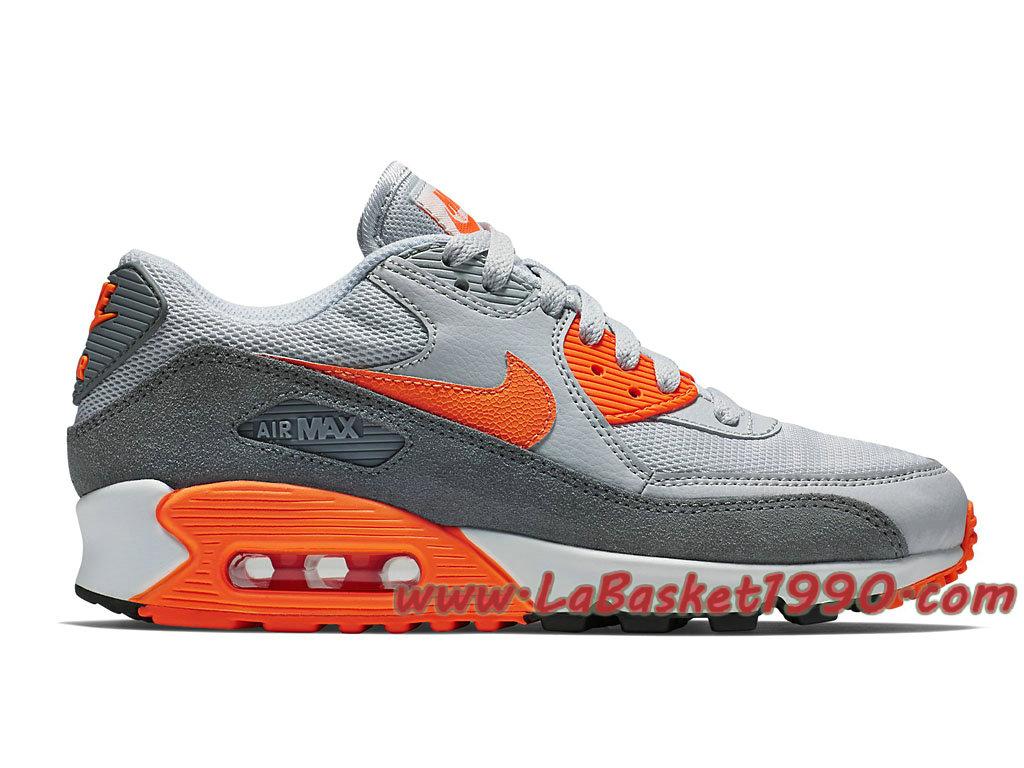 nike air max femme orange