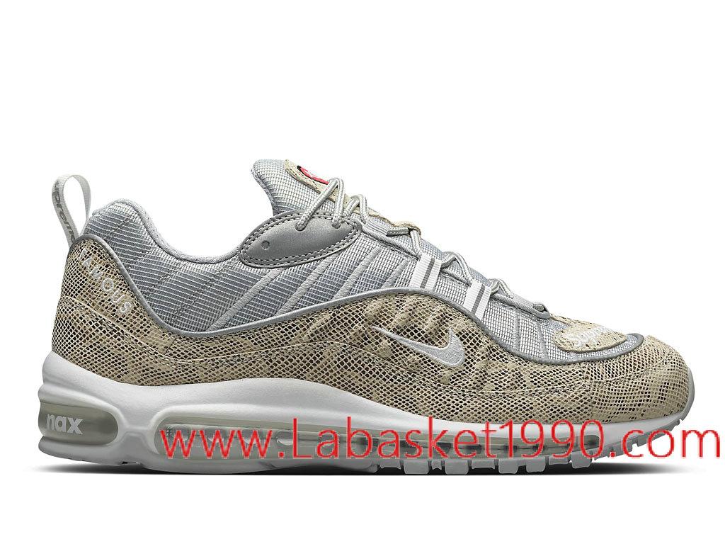 Air 98 100 Snake 844694 Supreme Chaussures Nike Max Sail X iOukTPXZ